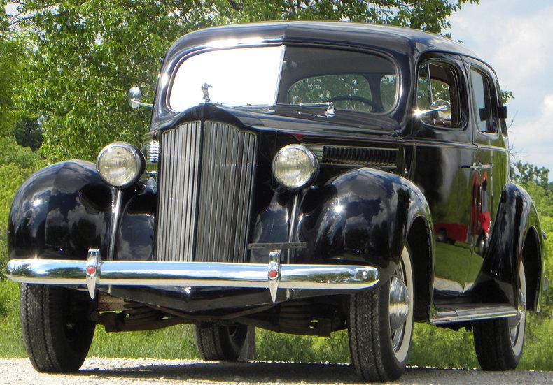 1939 Packard 110 Image 5