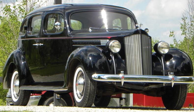 1939 Packard 110 Image 6
