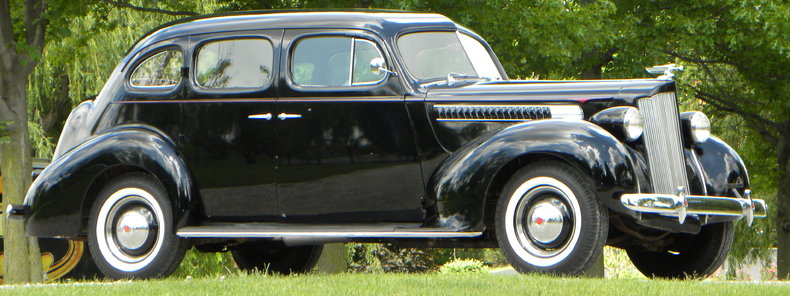 1939 Packard 110 Image 7