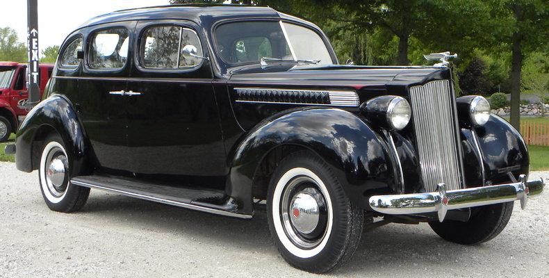 1939 Packard 110 Image 9