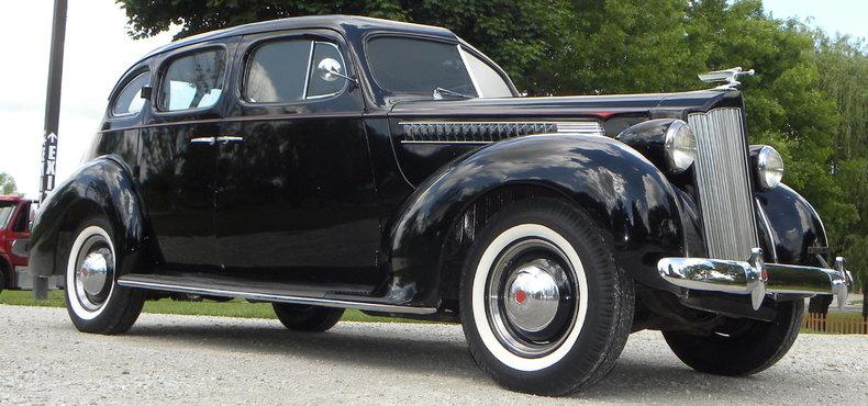 1939 Packard 110 Image 10