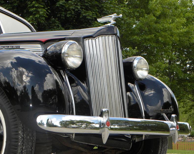 1939 Packard 110 Image 11