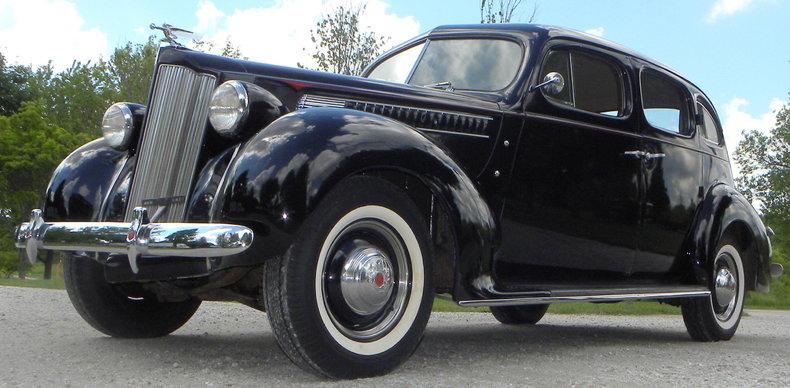 1939 Packard 110 Image 15