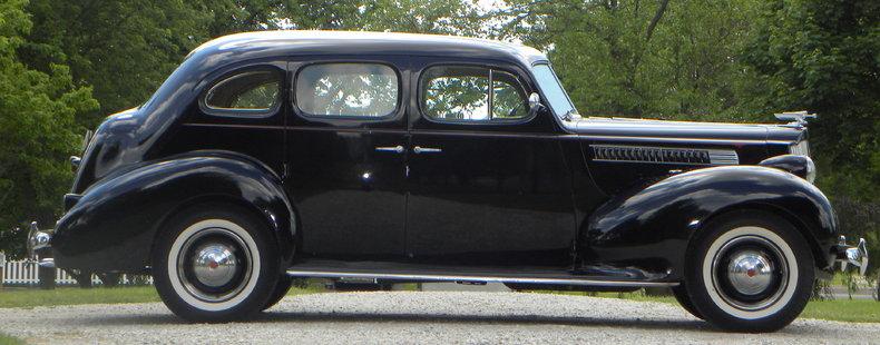 1939 Packard 110 Image 18