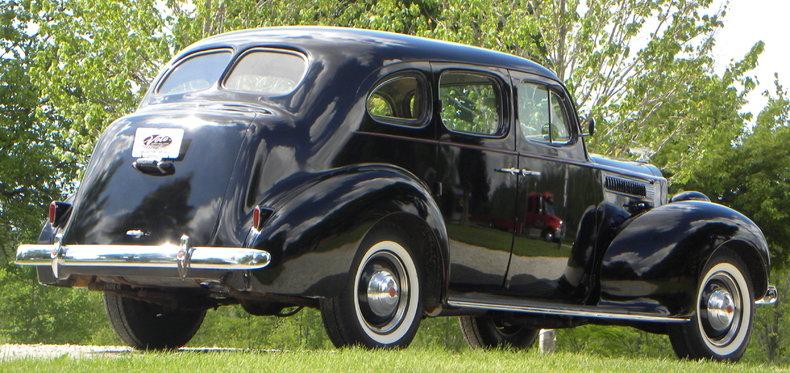1939 Packard 110 Image 19