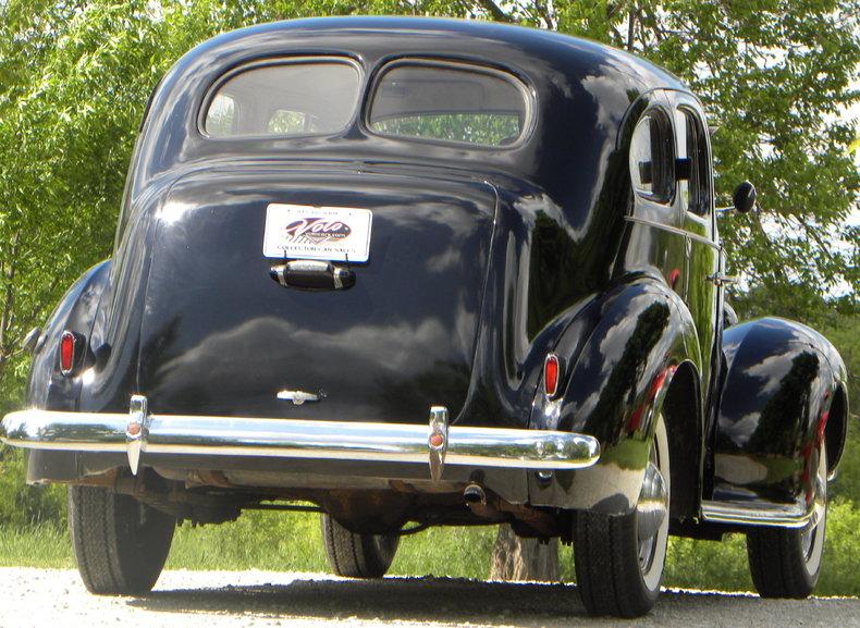 1939 Packard 110 Image 20