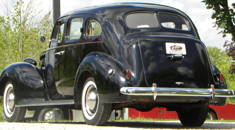 1939 Packard 110 Image 21