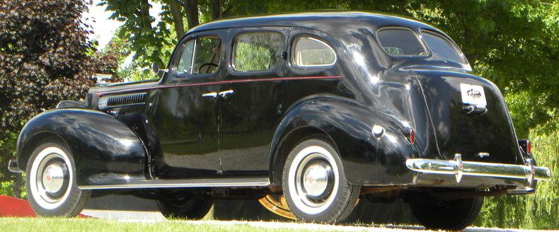 1939 Packard 110 Image 22