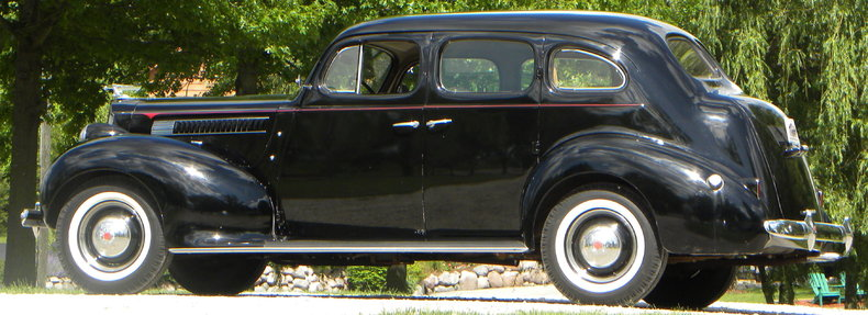 1939 Packard 110 Image 23