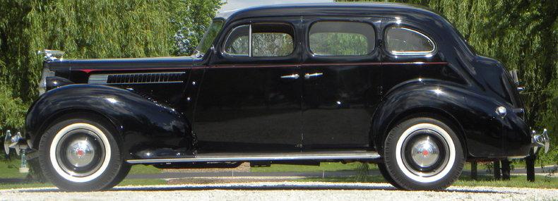 1939 Packard 110 Image 24