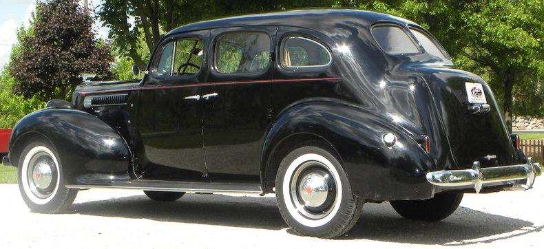 1939 Packard 110 Image 25