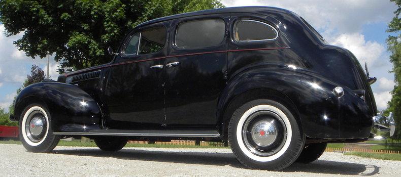 1939 Packard 110 Image 26