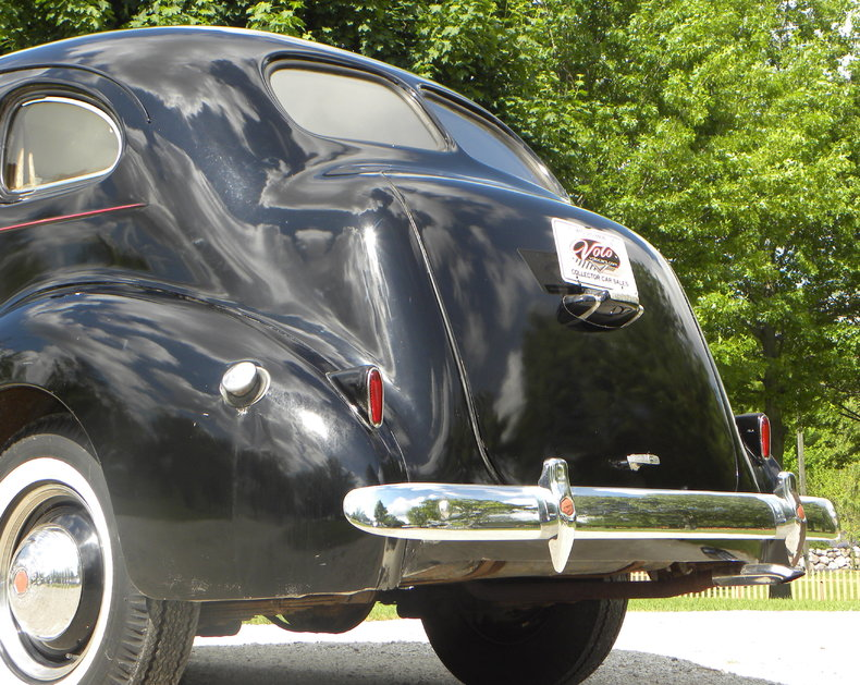 1939 Packard 110 Image 27