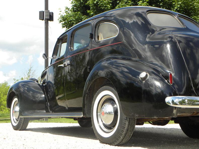 1939 Packard 110 Image 28