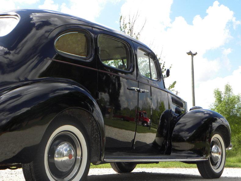 1939 Packard 110 Image 32