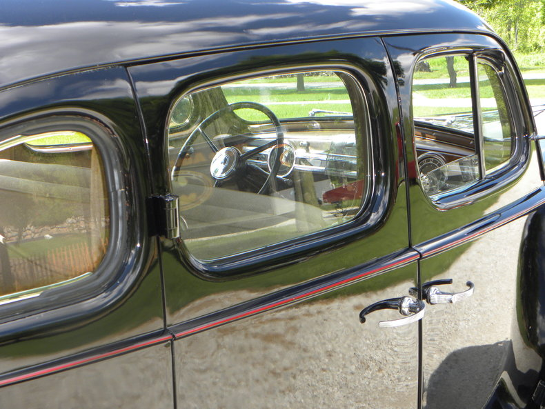 1939 Packard 110 Image 36