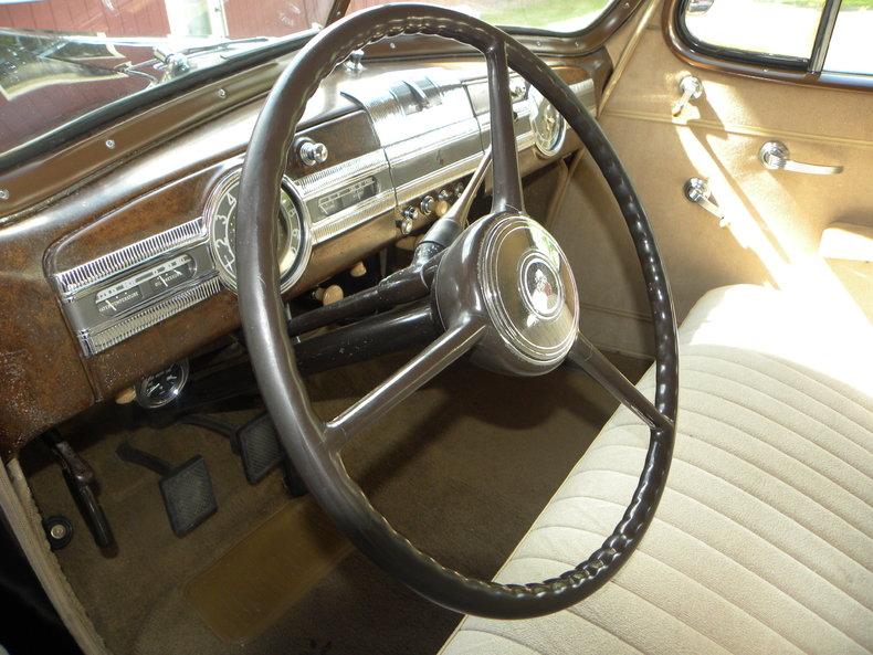 1939 Packard 110 Image 38