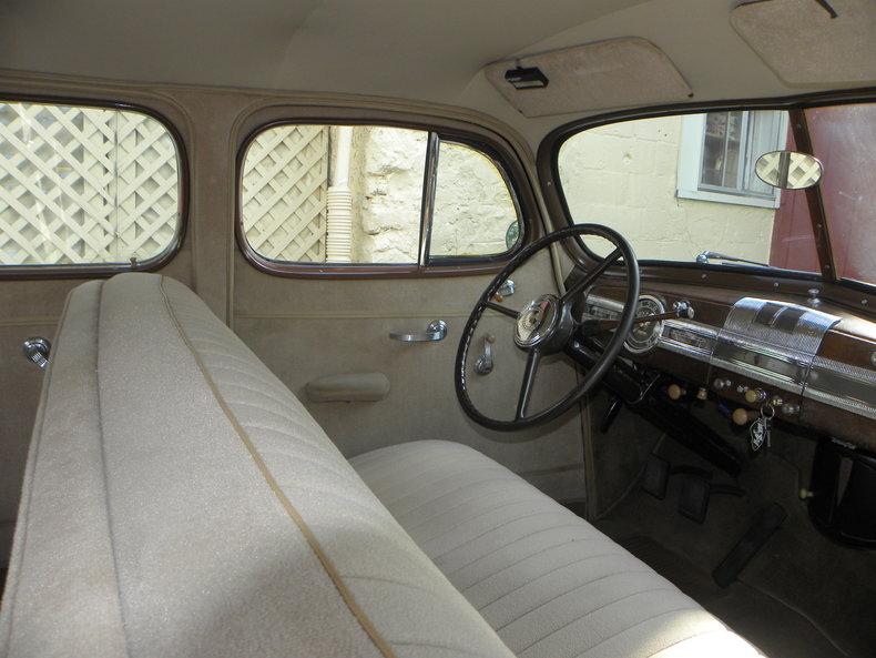 1939 Packard 110 Image 51