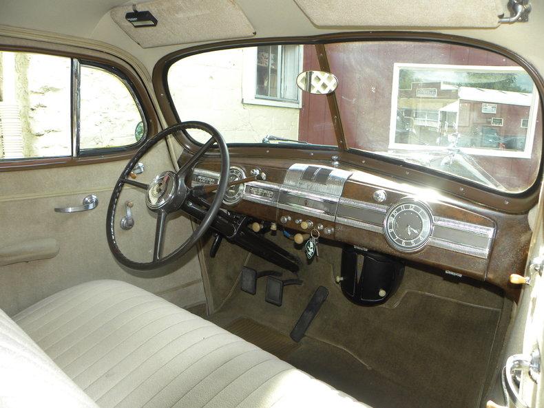 1939 Packard 110 Image 52
