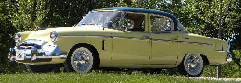 1955 Studebaker Model 16 G8 Image 4