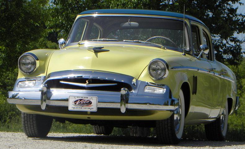 1955 Studebaker Model 16 G8 Image 6