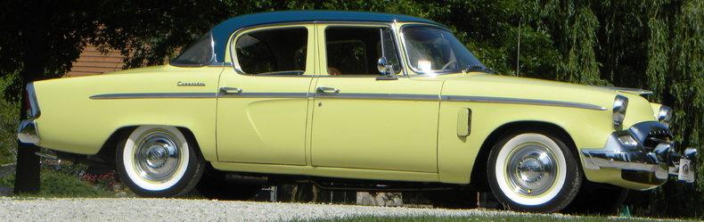 1955 Studebaker Model 16 G8 Image 8
