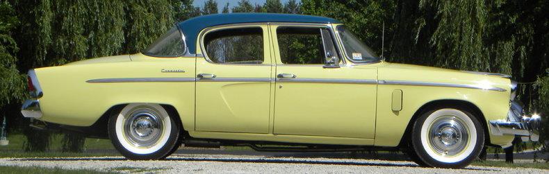 1955 Studebaker Model 16 G8 Image 9