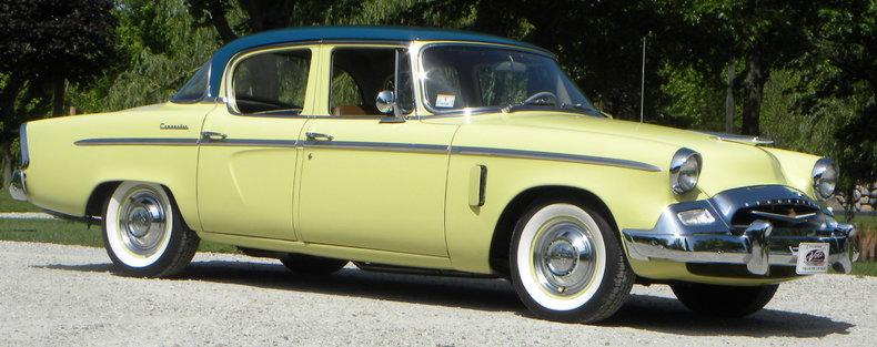 1955 Studebaker Model 16 G8 Image 10
