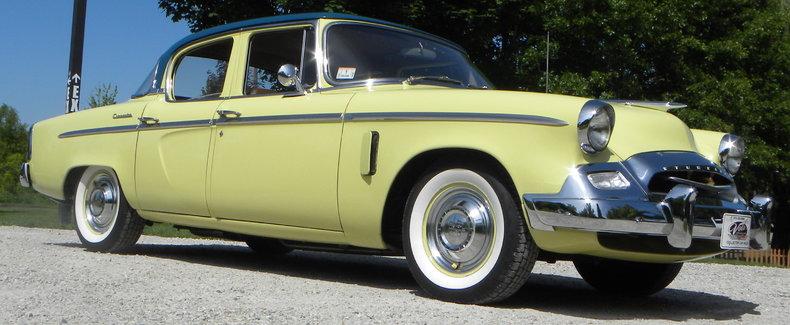1955 Studebaker Model 16 G8 Image 11