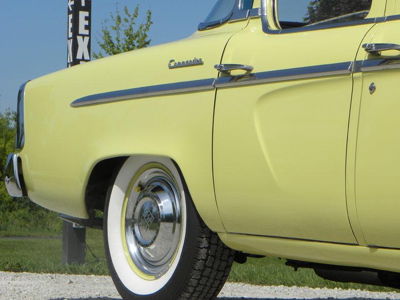 1955 Studebaker Model 16 G8 Image 13