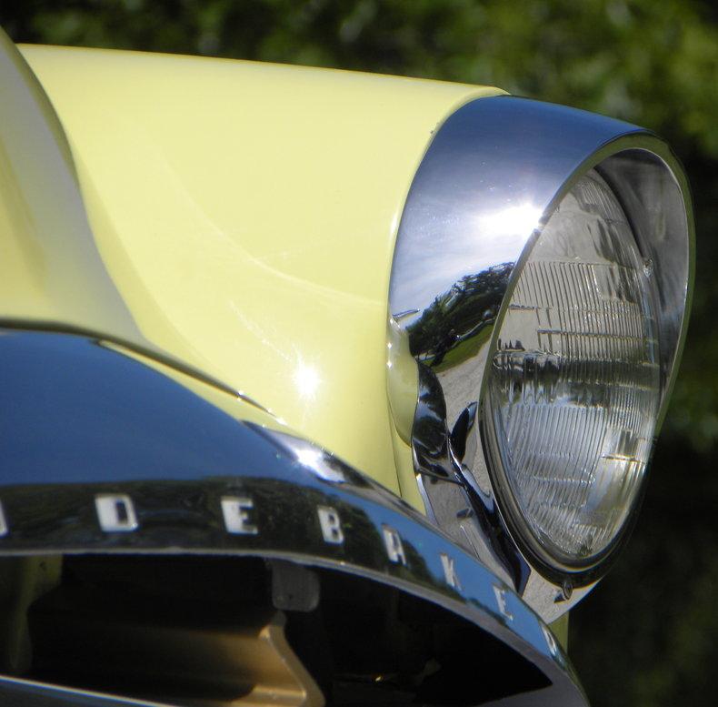 1955 Studebaker Model 16 G8 Image 16