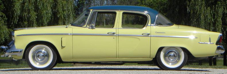 1955 Studebaker Model 16 G8 Image 29