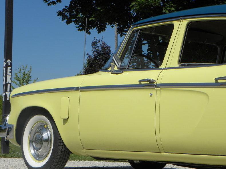 1955 Studebaker Model 16 G8 Image 32
