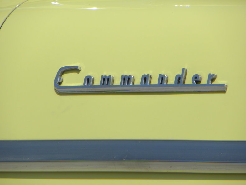 1955 Studebaker Model 16 G8 Image 34