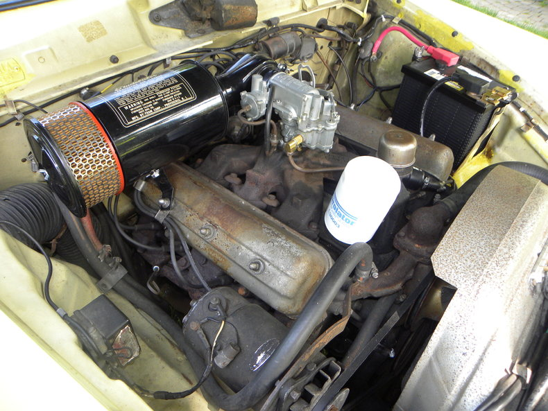 1955 Studebaker Model 16 G8 Image 76