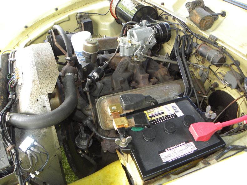 1955 Studebaker Model 16 G8 Image 77
