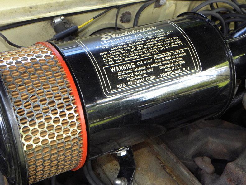 1955 Studebaker Model 16 G8 Image 79