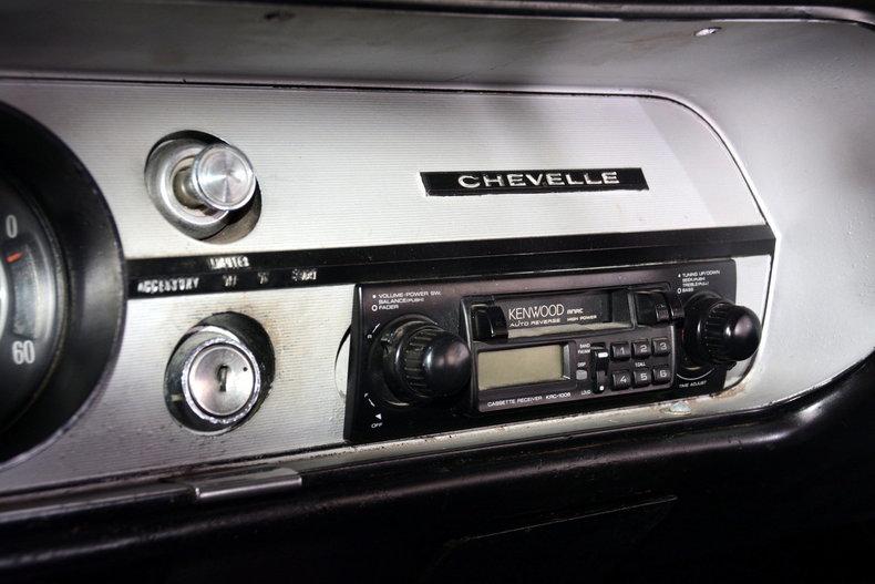 1965 Chevrolet Chevelle Image 35