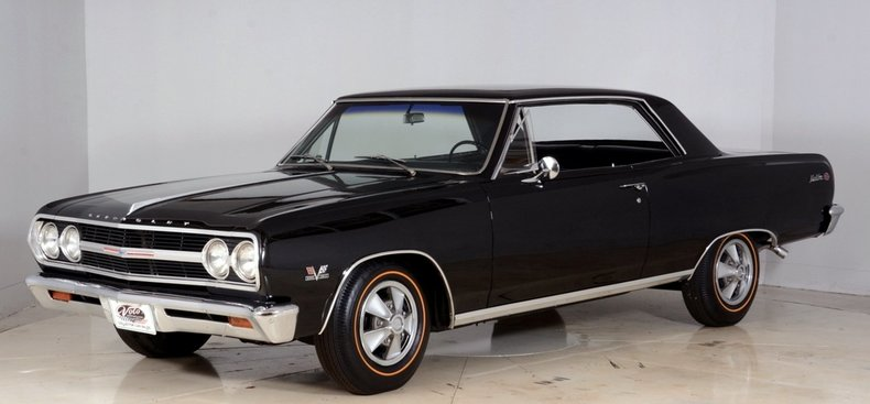 1965 Chevrolet Chevelle Image 49
