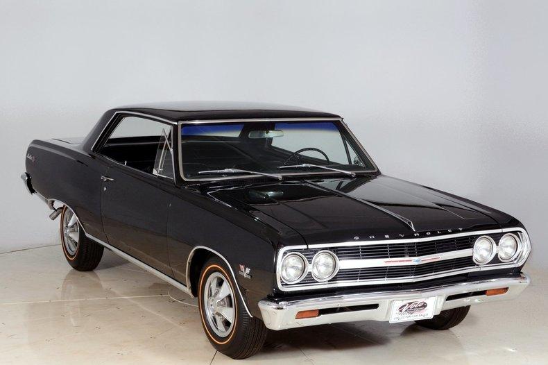 1965 Chevrolet Chevelle Image 71