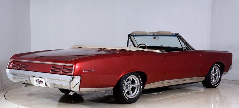1967 Pontiac GTO Image 3