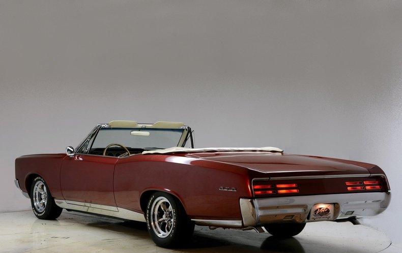 1967 Pontiac GTO Image 9