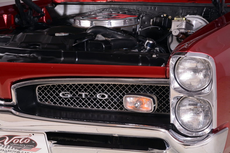 1967 Pontiac GTO Image 24
