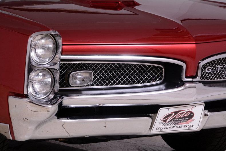 1967 Pontiac GTO Image 27