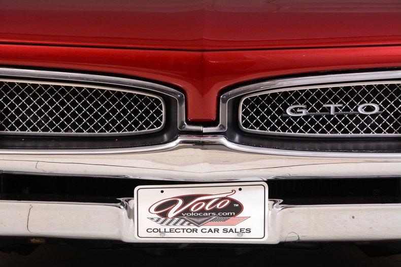 1967 Pontiac GTO Image 38