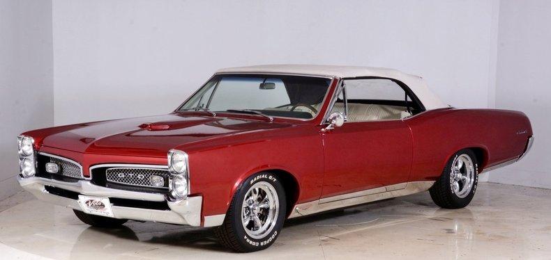 1967 Pontiac GTO Image 49