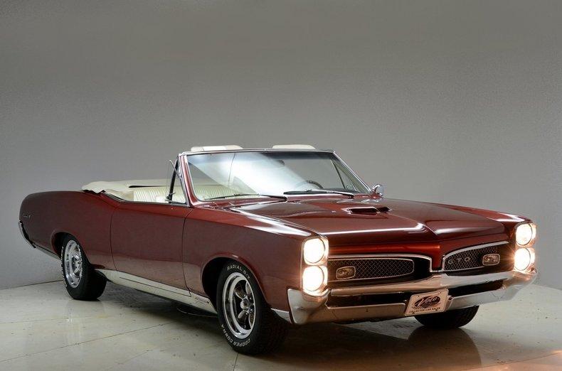 1967 Pontiac GTO Image 65