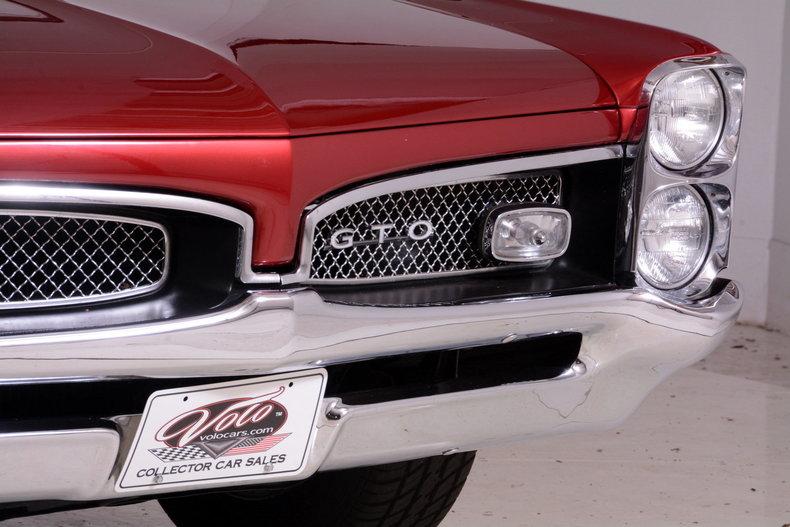 1967 Pontiac GTO Image 68
