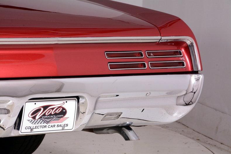 1967 Pontiac GTO Image 88