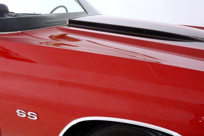 1972 Chevrolet Chevelle Image 16